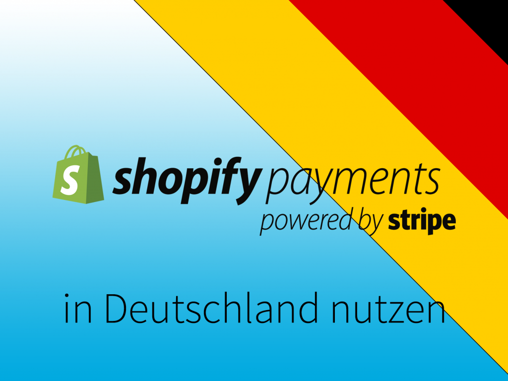 Shopify Payments Deutschland